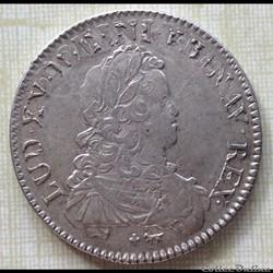 Louis XV écu de France 1721 A