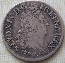 10 sols aux 4 couronnes de Metz Louis  X...