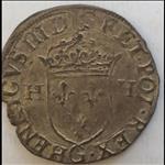 monnaies Henri 3
