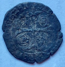 Douzain Louis XIII 1628 Nîmes