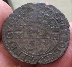 Douzain du Dauphiné de Henri III 1587 Z ...
