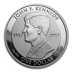 2017 JOHN F. KENNEDY
