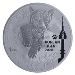 2020 KOREAN TIGER