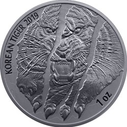 2019 KOREAN TIGER