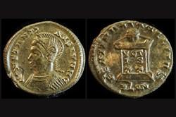 RCV 17147 - Constantine II AE Nummus