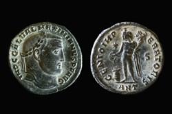 RCV 14521 - Galerius follis