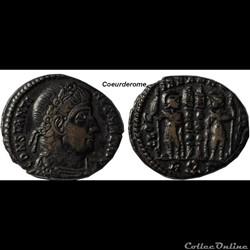 Nummus Constantin I