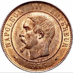 Napoléon III - 10 centimes