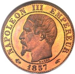 Napoléon III - 5 centimes