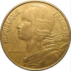 20 centimes Marianne