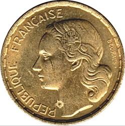 50 francs Guiraud