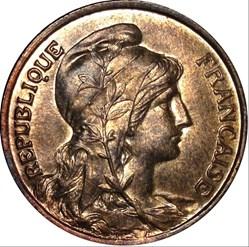 10 centimes Daniel-Dupuis