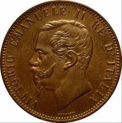 10 centesimi Victor-Emmanuel II