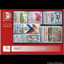 n° 1737/1782 - Timbre France Année compl...
