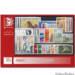 n° 1702/1736 - Timbre France Année compl...