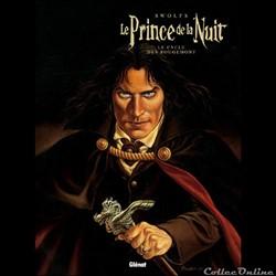 Le prince de la Nuit - Int. tome I a VI