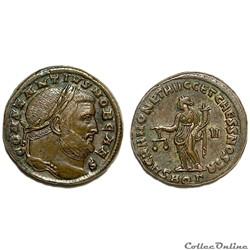 Constantius I - SACRA MONETA AVGG ET CAE...