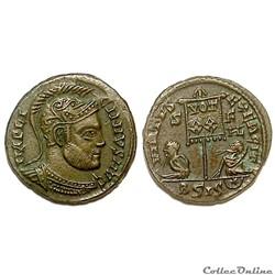 Licinius I - VIRTVS EXERCIT - Siscia