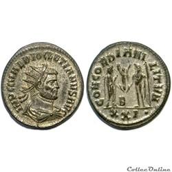 Diocletian - CONCORDIA MILITVM