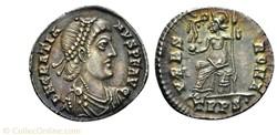 Gratian - VRBS ROMA - Trier