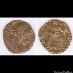 Stolen Coin - Vandals Gaiseric / Huneric