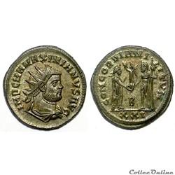 Maximianus - CONCORDIA MILITVM