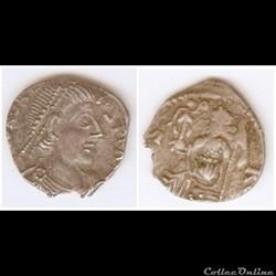 Stolen Coin - Vandals Gaiseric