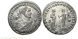 Diocletian - PROVIDENTIA DEORVM QVIES AV...