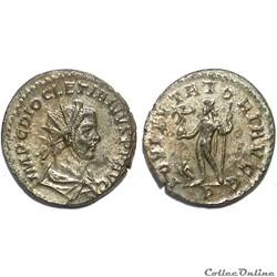 Diocletian - IOVI TVTATORI AVGG