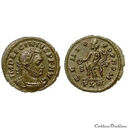 Licinius I - GENIO PO ROM - London