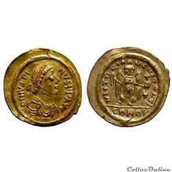 Justinus II Tremissis