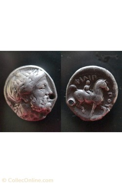TETRADRACHME PHILIPPE II MACEDOINE