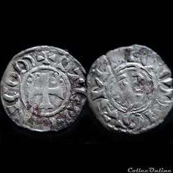 DENIER DE PENTHIEVRE TYPE II 1137-1148