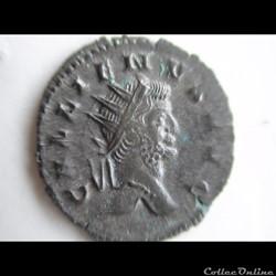 GALLIEN 265 ROME LA VICTOIRE