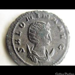 SALONINE 265-266 ROME FECONDITE