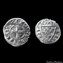 OBOLE JEAN I LE ROUX 1241-1266