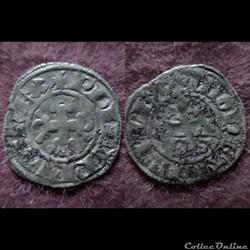 DOUBLE PARISIS PHILIPPE IV LE BEL 1295-1...