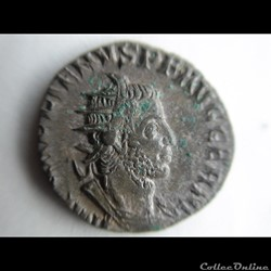 GALLIEN 257-258 ROME VIRTUS
