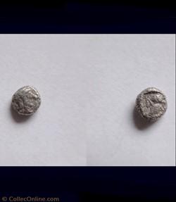 Hemiobole d'ATHENE 500-450 avJC