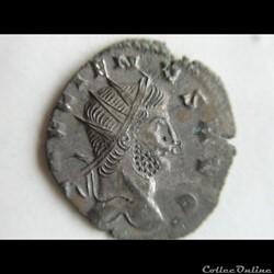 GALLIEN 267-268 ROME BESTIAIRE CENTAURE ...
