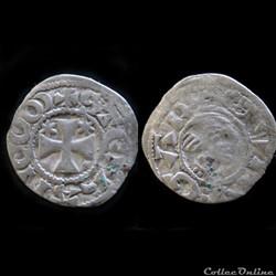 DENIER ETIENNE I PENTHIEVRE 1093-1137