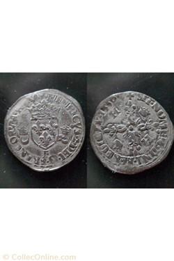 DOUZAIN HENRI II 1550 ANGERS