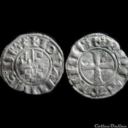 DENIER JEAN III 1312-1341