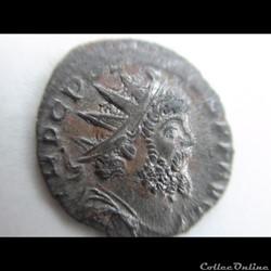 AUREOLUS AU NOM DE POSTUME 267-268 MILAN