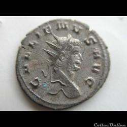 GALLIEN 265-266 ROME ORIENS