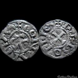 DENIER DE CONAN III 1112-1148 RENNES