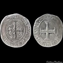 BLANC A L'HEXALOBE JEAN V DINAN 1421-144...
