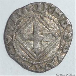 Louis (1440-1465). Quart