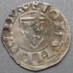 Jean III le Bon (1312-1341). Denier