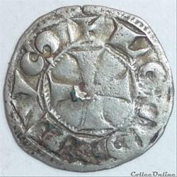 Deniers au nom de Louis (XIIème-XIIIème siècle). Denier